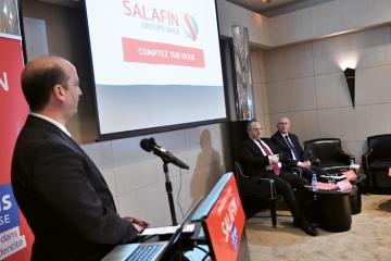 Résultats annuels : Salafin maintient le cap