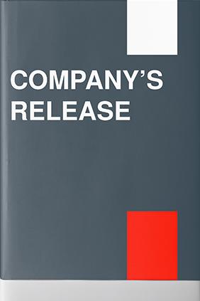 Company's release SALAFIN 2015