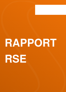 Rapport RSE 2019